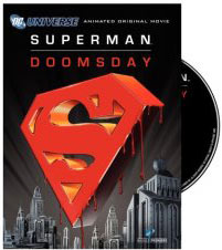 Superman: Doomsday  on DVD