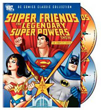 Super Friends DVD