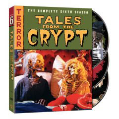 Tales From the Crypt  on DVD