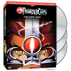 Thundercats  Collection on Thundercats On Dvd   Classic Tv Reviews   Tv On Dvd Reviews   Tv Show