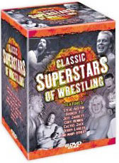 TV Wrestling on DVD