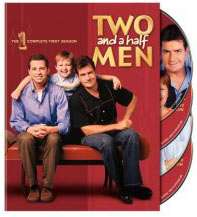 2 and a Half Men on DVD