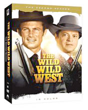 Wild Wild West on DVD