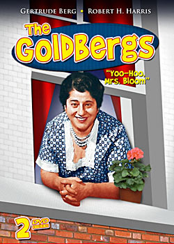 The Goldbergs on DVD