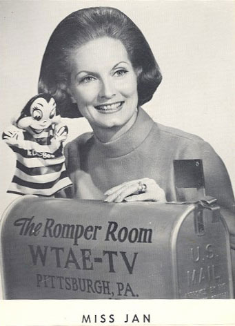 Miss Jan - Romper Room photo