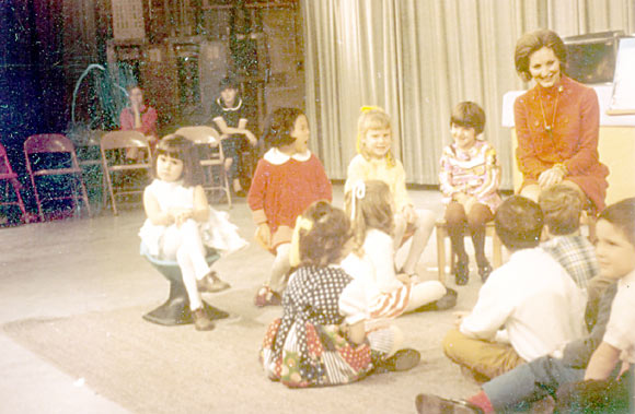 Romper Room in Pittsburge
