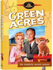 Green Acres on DVD / TV Shows on DVD Reviews / TV DVDs