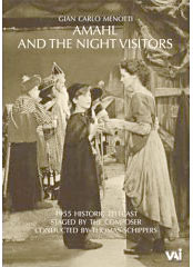 Amahl and the Night Visitor on DVD