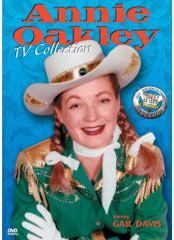 Annie Oakley on DVD