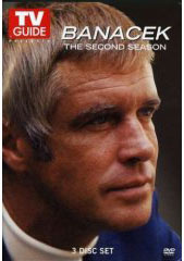 Banacek on DVD