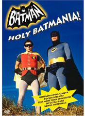 The BatmanBatmania 1966 on DVD