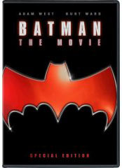 1966 Batman TV show on DVD