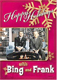 Bing Crosby Christmas TV Specials on DVD!