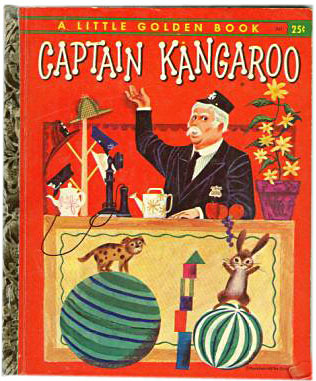 Captain Kangaroo photo