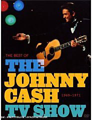 Johnny Cash show on DVD