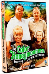 Color Honeymooners on DVD