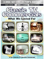 TV Commercials Saturday Mornings on DVD