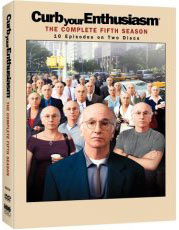 Curb Your Enthusiasm DVDs