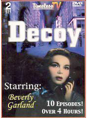 Decoy on DVD