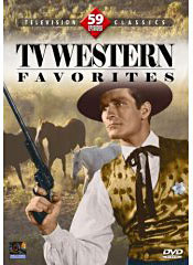 TV westerns on DVD