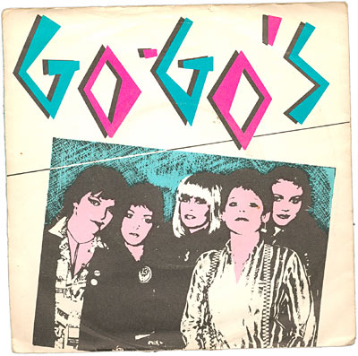 go-gos / la punk rock bands