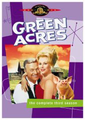Green Acres on DVD