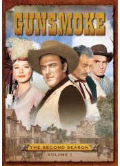 Gunsmoke Season 2 on DVD