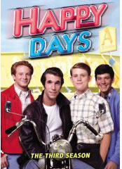 Happy Days on DVD