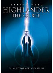 Highlander: The Source on DVD
