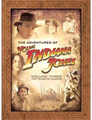 Young Indiana Jones on DVD