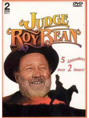 Judge Roy Bean on DVD