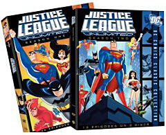 Justice Legue Unlimited  DVDs