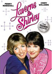 Laverne & Shirley on DVD