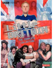 Little Britain on DVD
