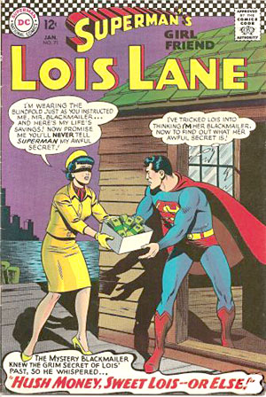 TV Blog / Lois Lane comics