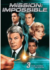 Mission Impossible Season 3 on DVD
