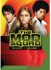 The Mod Squad on DVD