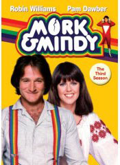 Mork & Mindy on DVD