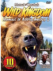 Mutual of Omaha's Wild Kingdom on DVd