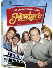 Newhart on DVD