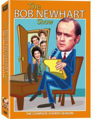 Bob Newhart Show on DVD
