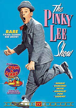 Pinky Lee on DVD