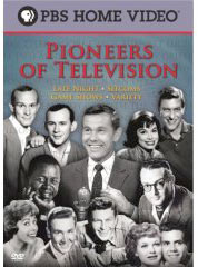 Pioneers of Television on DVD
