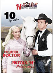 Pistols n petticoats on DVD
