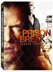 Prison Break on DVD