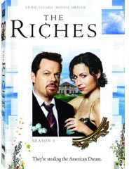 The Riches on DVD