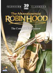 Robin Hood on DVDs