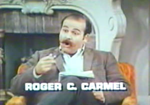 Roger C. Carmel in Mothers-in-Laws