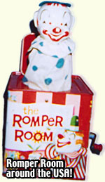Romper Room- classic tv shows