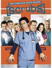 Scrubs on DVD